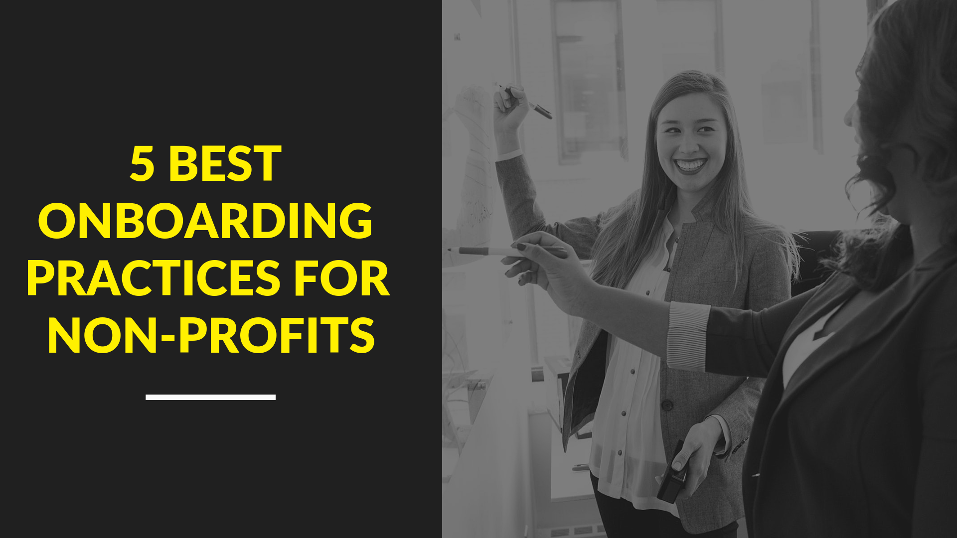 Efficient Onboarding is essential to convert new hires into loyal employees.